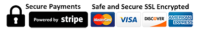Secure Payments, Safe and Secure, SSL Encrypted